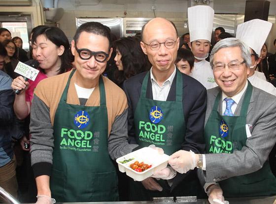 回收再造新趨勢    剩食變熱餐  推惜食文化