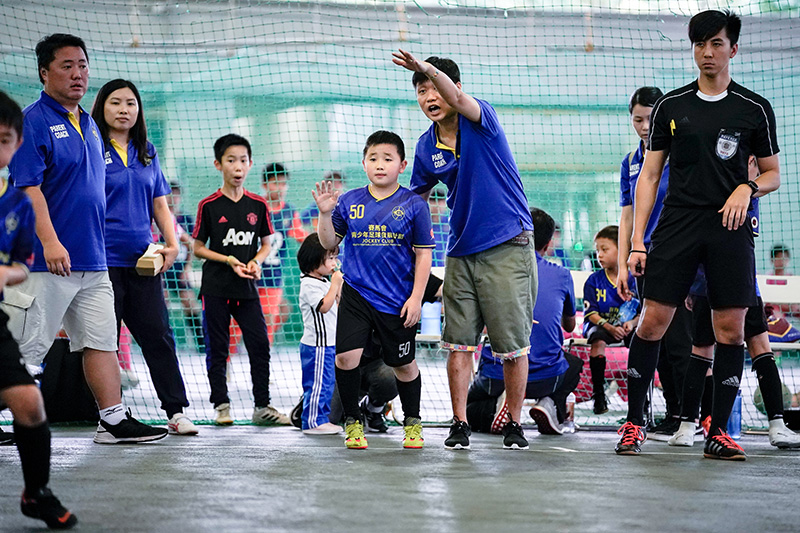 HKJC Soccer - JC Youth Football Development - About HKJC