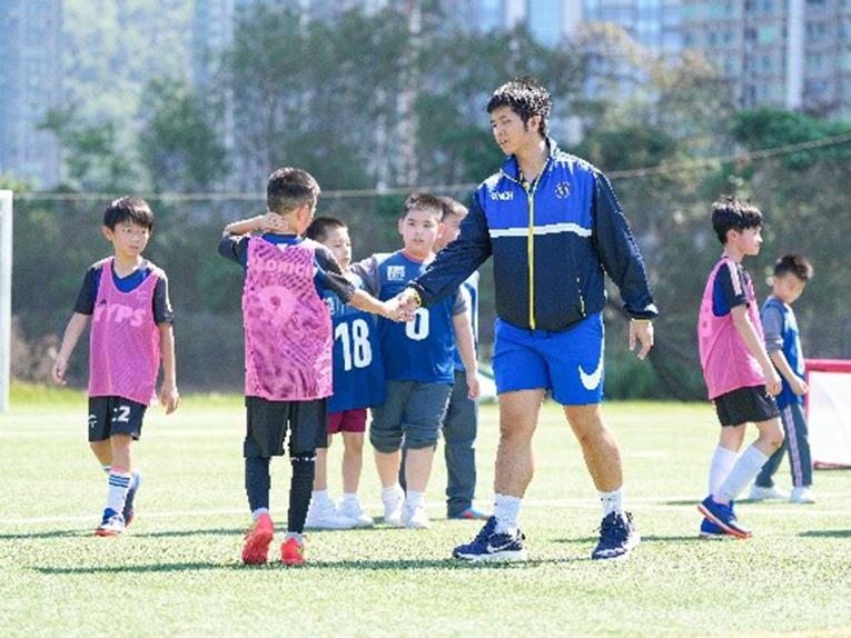 Football Programme - JC Youth Football Development - About HKJC