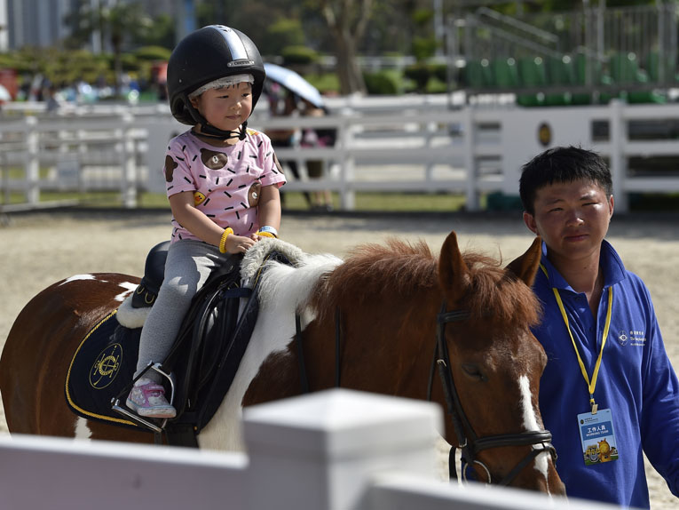 HKJC Equestrian Contribution