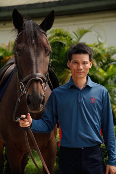 raymond equestrian centre