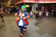 世界級小丑表演