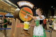「快活谷啤酒節」周三(10 月22 日)隆重登場,同時標誌著闊別多時的Happy Wednesday 派對重臨谷中。