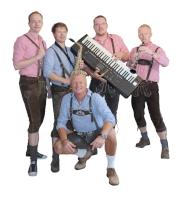 德國慕尼黑著名樂隊EMS亦親臨演唱,帶來正宗德國啤酒節氣氛。