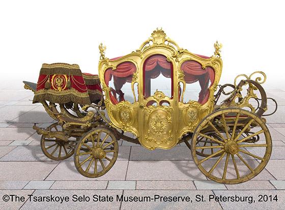 ©The Tsarskoye Selo State Museum-Preserve, St. Petersburg, 2014