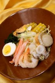 北海道海鮮拉麵(HK$68)