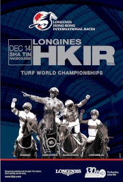 The LONGINES Hong Kong International Races (LHKIR) are well recognised as the