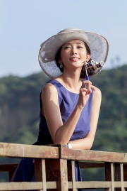 LONGINES Ambassador of Elegance, actress Lin Chi Ling, will make a special appearance at the presentation ceremony.
