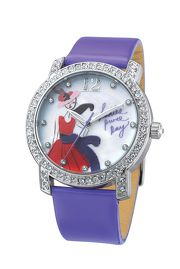 Designer Printed Crystal Watch