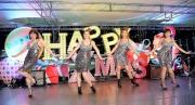 精彩歌舞全晚源源送上,Russ Dance Factory 帶來聖誕特別舞蹈表演。
