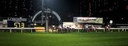 圖五、六、七、八:<br> 日本代表福永祐一策騎「海之濤」(10號)勝出浪琴表國際騎師錦標賽第二關。