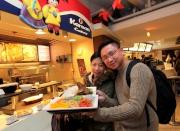 馬場美食廣場「好賞食」推出多款好意頭賀年菜式。