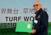 浪琴表香港瓶 – 法國練馬師羅迪普為其戰馬「大利盈」抽得第6檔。