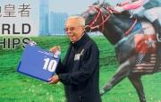 浪琴表香港一哩錦標 –此賽衛冕冠軍「步步友」的馬主李福鋆醫生為該駒抽得第10檔。