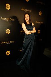 著名影星林嘉欣任特別嘉賓出席愛彼女皇盃派對。