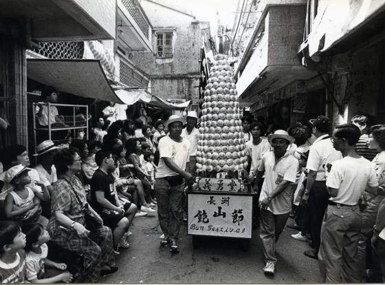太平清醮傳統節慶───搶包山