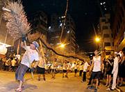 資助大坑火龍盛會 傳承中華傳統文化