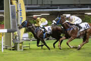 Sichuan Dar brings up a double on the night for Ho and trainer Caspar Fownes.