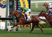 Blizzard lands the Chinese Recreation Club Challenge Cup (1200m) first-up last season with Karis Teetan on board.