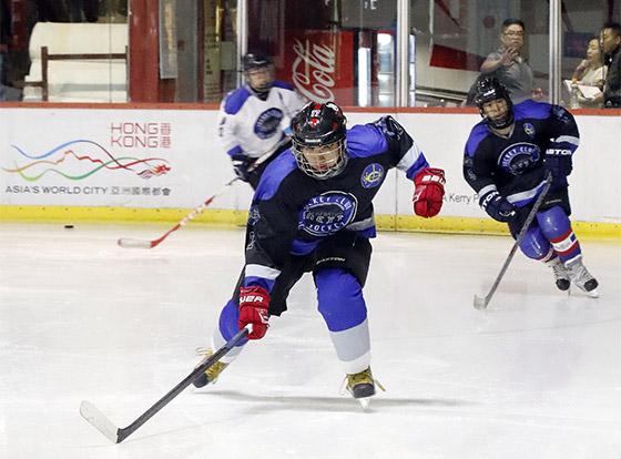 跳繩 足毽 冰球 奧運場外發揚體育精神