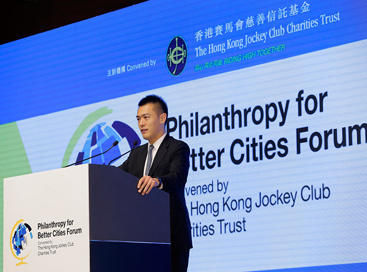 Praise all round for Club-convened Philanthropy for Better Cities Forum