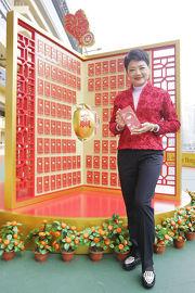 圖3、4: 殿堂級歌手葉麗儀(圖3)及彭健新(圖4)在記者會上表示非常期待於「農曆新年賽馬日」開幕匯演中為市民高歌賀新歲。