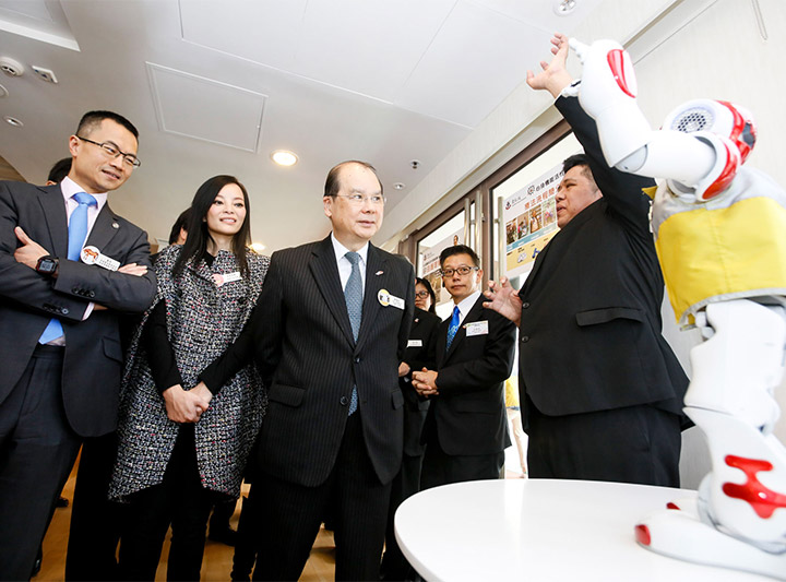 Jockey Club gives new lease of life to Tung Wah's first elderly home