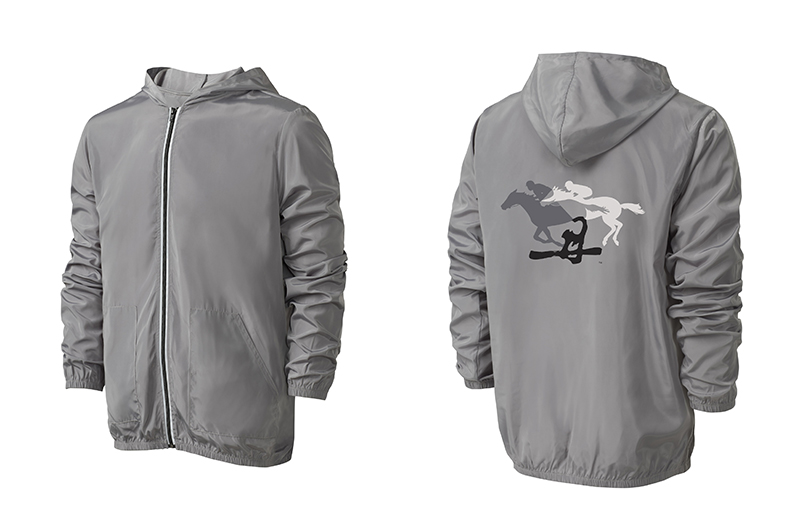 Yen's designed Windbreaker - $298