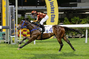 Showing Character lands back-to-back victories over 1200m at Happy Valley last December.