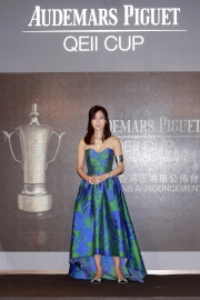 Photo 4, 5 <br> Celebrity owner Michele Reis has been invited to become the Audemars Piguet QEII Cup Ambassador. She will join racegoers on 30 April at Sha Tin Racecourse as a new Audemars Piguet QEII Cup winner is crowned.