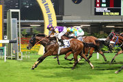 Litterateur lands back-to-back wins in the Sauternes Cup last start.