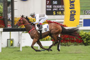 Umberto Rispoli and Ivictory complete back-to-back triumphs earlier this month at Sha Tin.
