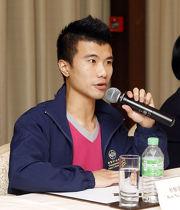 獸醫事務技術員吳俊偉講述他的事業發展。