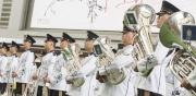 於賽事舉行前,香港警察銀樂隊將演奏本地經典金曲。