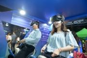 場內設多項遊戲和活動,與入場人士共慶香港特區20歲生日。
