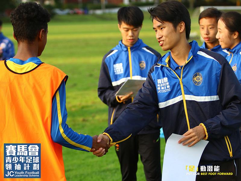 陳震愿表示,透過社區服務讓當地青少年得以感受足球帶來的樂趣,是今次旅程的最大滿足。