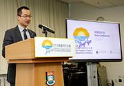 馬會慈善及社區事務執行總監張亮先生表示,馬會重視長者的生活質素。