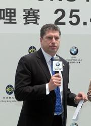 利達賢先生分享對「寶馬冠軍一哩賽」的心水馬匹選擇。