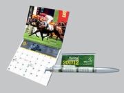 新馬季精美賽事月曆及筆