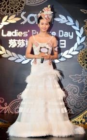 今年「莎莎婦女銀袋日」特別邀請內地著名女演員劉詩詩小姐擔任形象大使,希望進一步將「莎莎婦女銀袋日」推廣至世界各地。