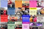 Season 13/14 Sha Tin Major Racedays