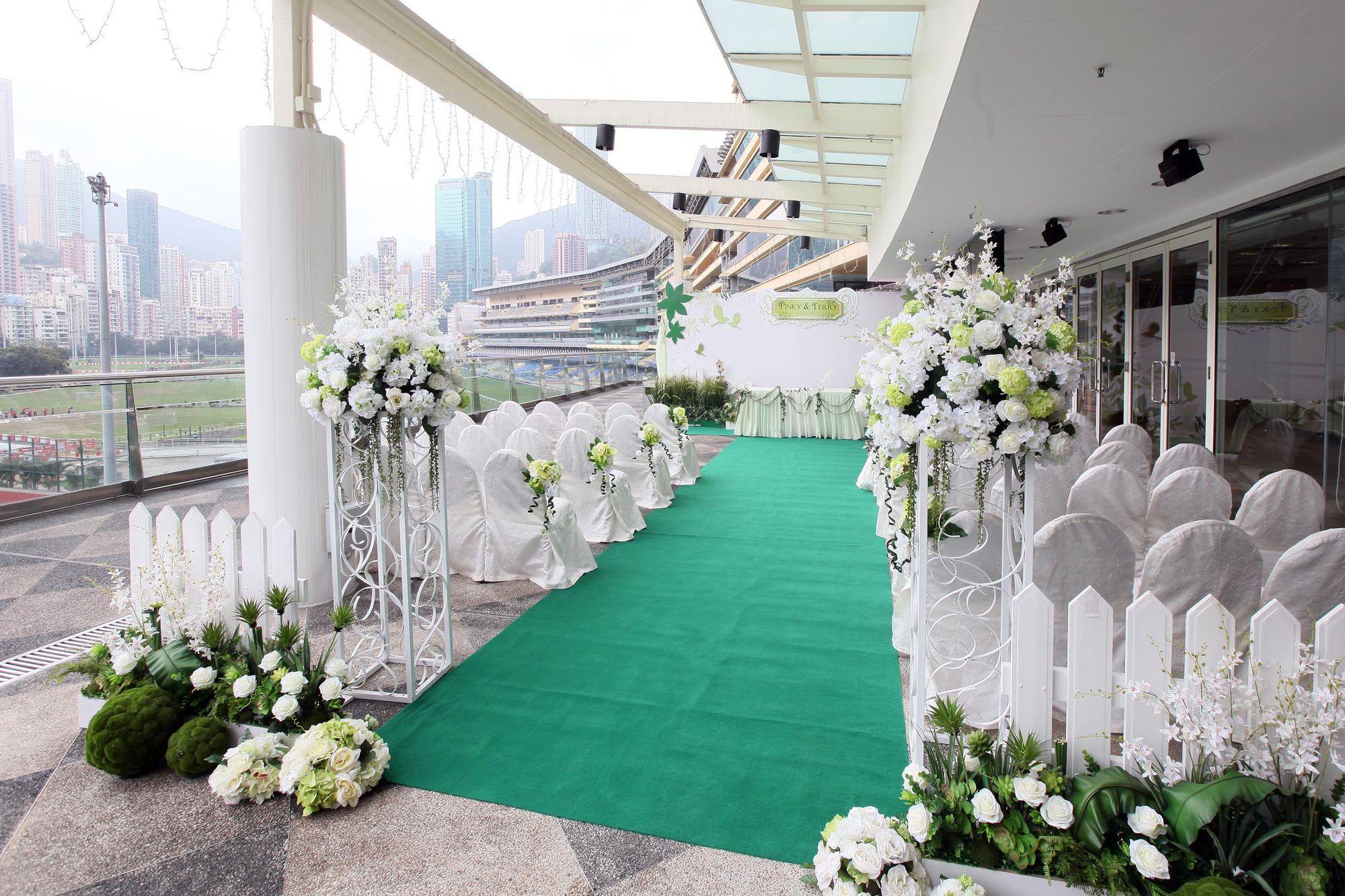 Racecourse Wedding Fair Photo Release